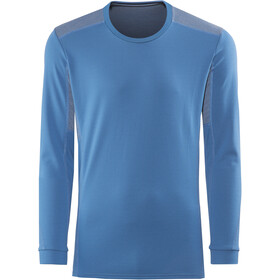 Norrøna Falketind Super Wool Shirt Herre denimite